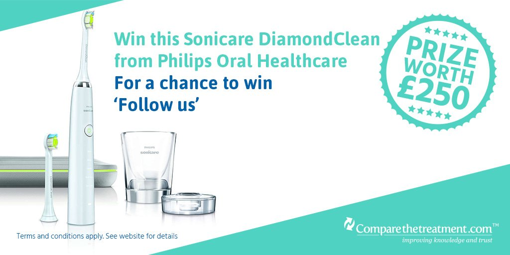 #WIN a @philips_uk sonicare diamond clea...
