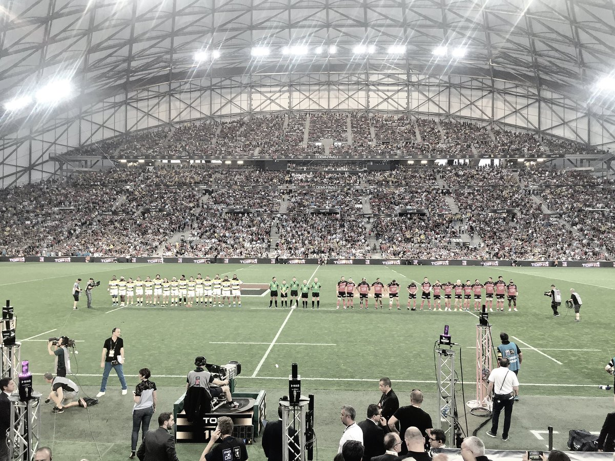 Let s play some #rugby  #DemiFinale #top14 #srrct<br>http://pic.twitter.com/9onnDSpiP9