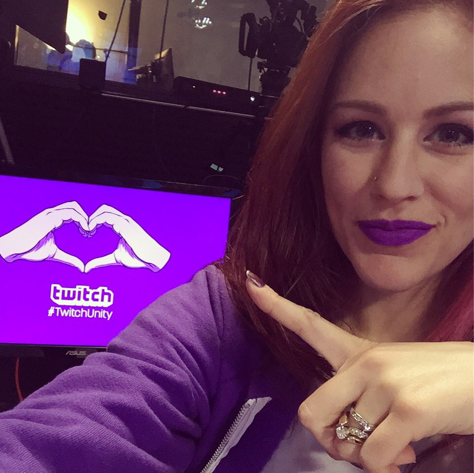 About to go live with our #TwitchUnity Takeover of @Twitch Weekly! Com...