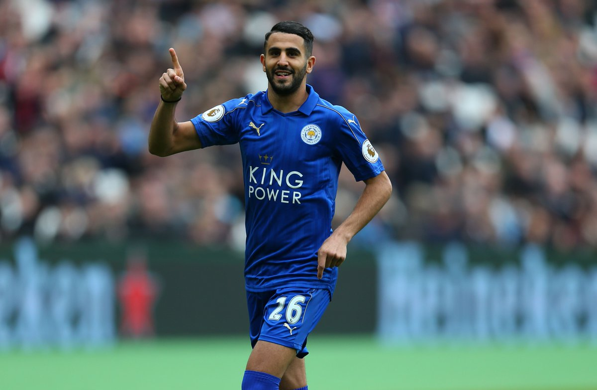 According to reports in France, Riyad Mahrez is close to joining AS Monaco. Replacement for Silva?  #LCFC #ASM #Ligue1 <br>http://pic.twitter.com/C0tEZbH5hu