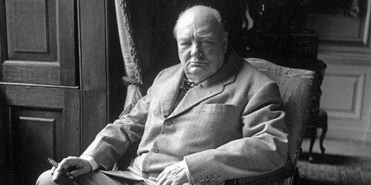 This memo from Winston Churchill on 'Brevity' is all you need to impro...