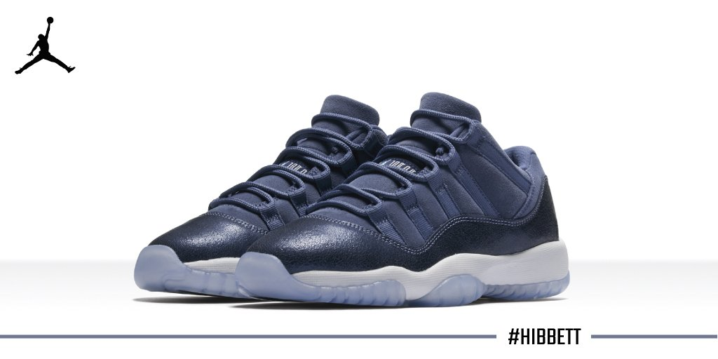 bb96dc6d554e ... netherlands hibbett sports on twitter the girls air jordan 11 retro low  arrives in select stores