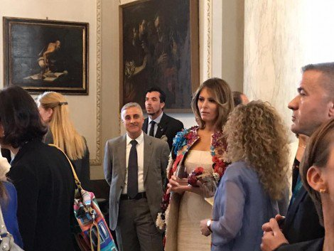Le first ladies sbarcano a Catania: sotto il Liotro mondanità ed intelligence (FOTO+VIDEO) #blogsicilianotizie… https://t.co/v7kTD8TFqO