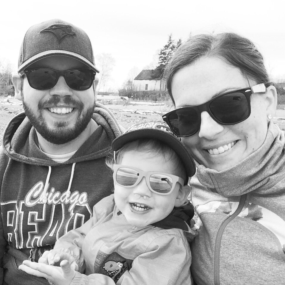 Bring on the weekend! (Snot boogers and all) #family #babylandon #belledune #explorenb #tgif @BradRMacDonald<br>http://pic.twitter.com/3pH6t35ovs