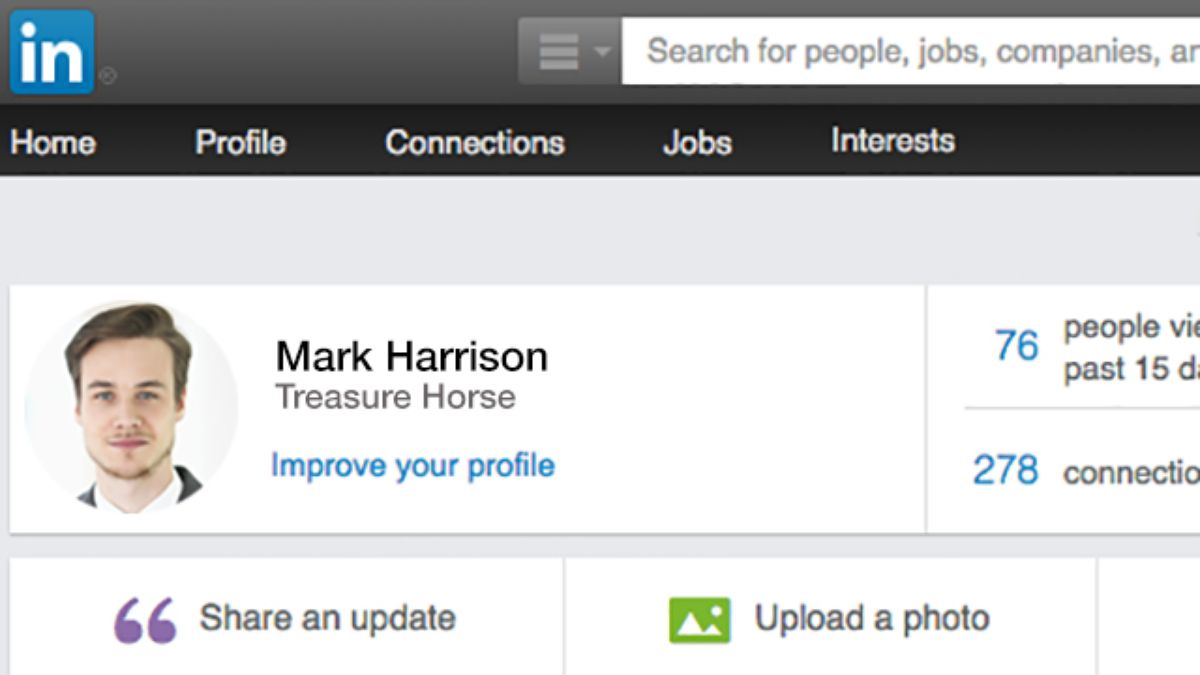 6 Job Offers I Received After Listing My Job Title On LinkedIn As 'Treasure Horse' clckhl.co/aRjFK3i