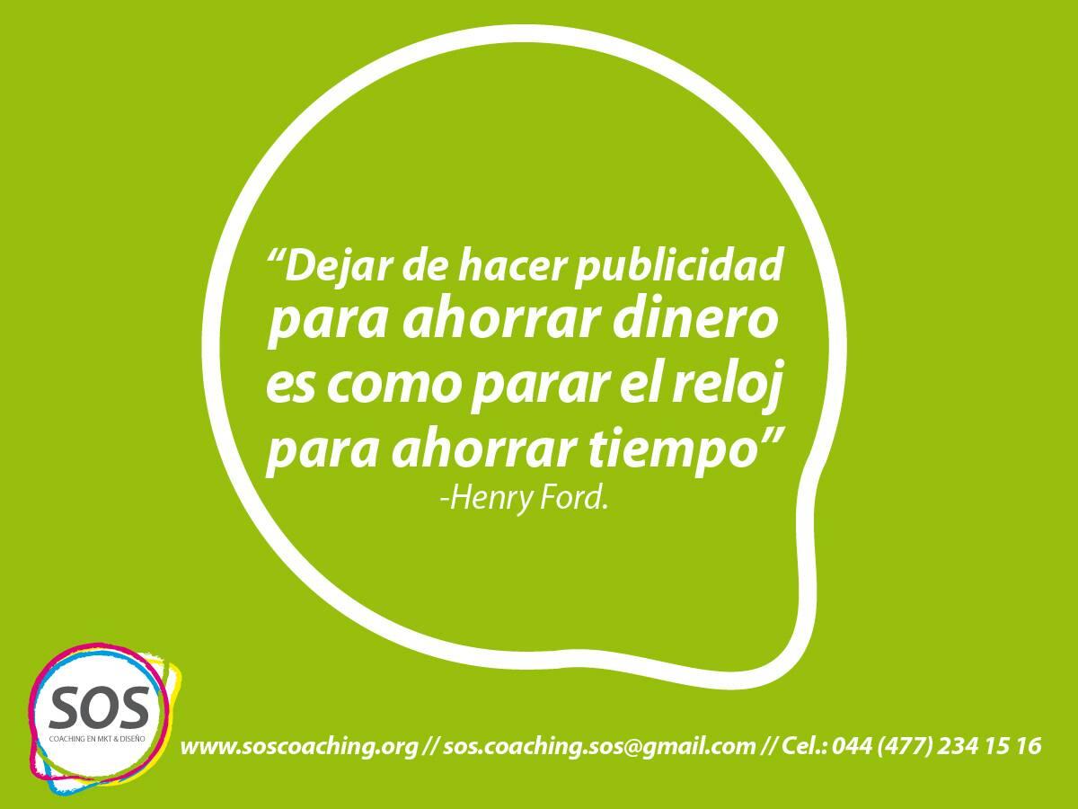 Sos Coaching على تويتر Dejar De Hacer Publicidad Para
