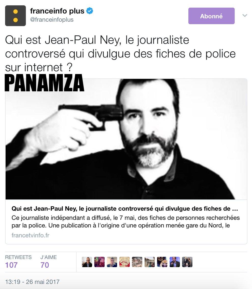 Désinformation : selon France Télévisions, Panamza est un