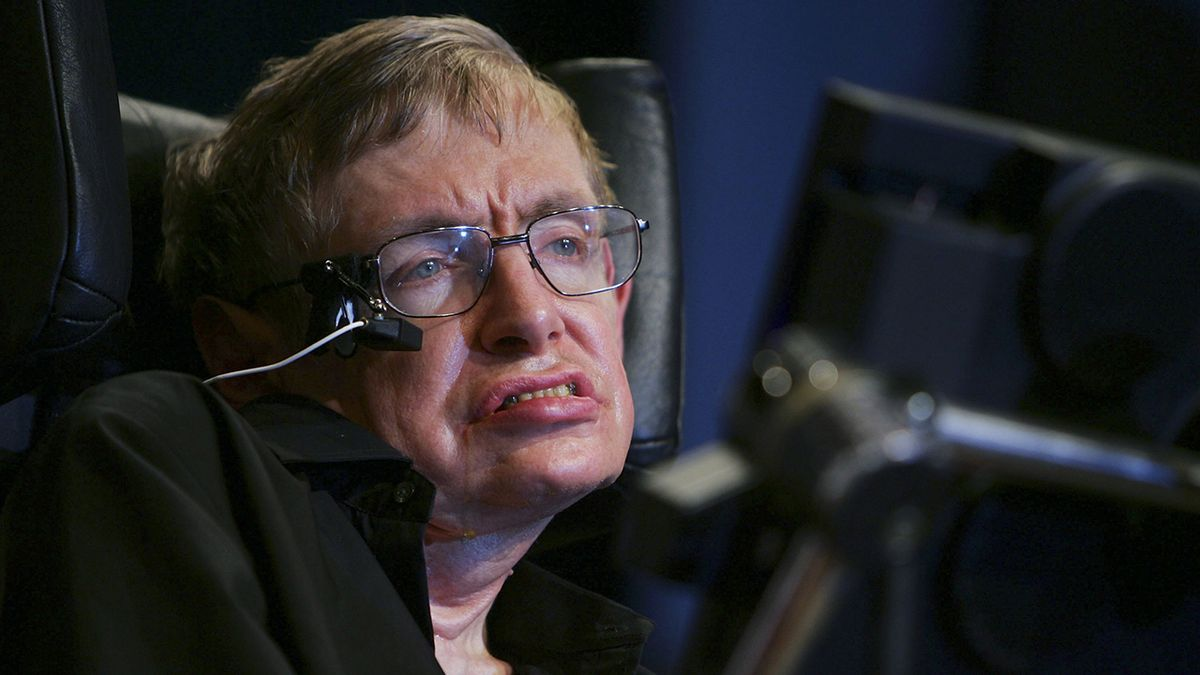 Stephen Hawking's Message To A Little Girl Who Wants To Be An Astrophysicist Will Fill You With Hope clckhl.co/JFmQU2B