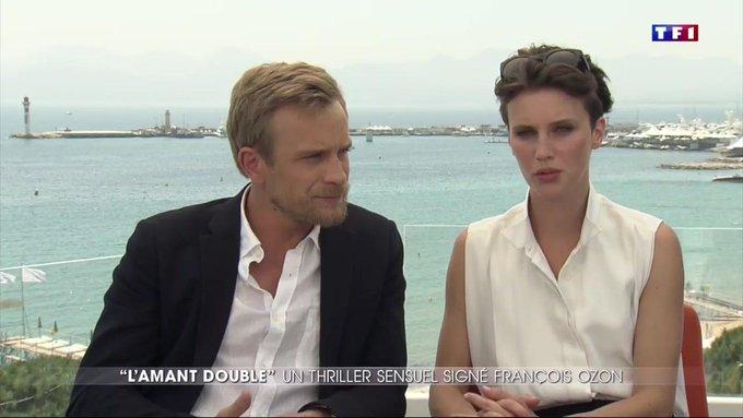 Festival de Cannes : 'L'amant double' enflamme la Croisette https://t.co/fFI1EjTK8Q