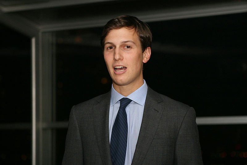 Everyone but Fox & Friends reported that the FBI is looking at Jared Kushner in the Russia probe  https://t.co/MMapjDfVWY