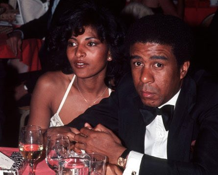 Pryor & Pam Grier, Happy Birthday Ms. Grier!