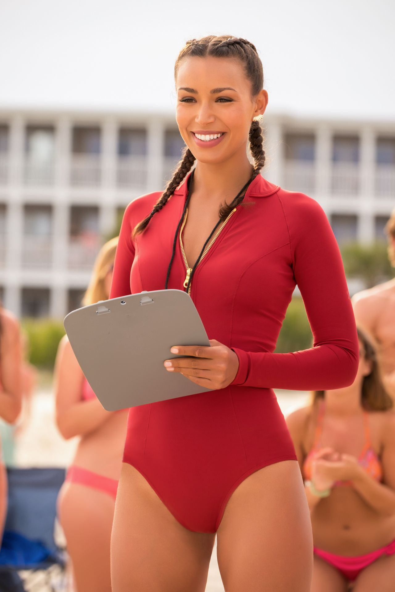 Get to know #Baywatch breakout star Ilfenesh Hadera https://t.co/z6Q4y6ZSQa https://t.co/5wcWEcRSaD