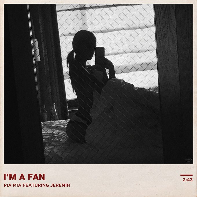 Pia Mia turns up the heat on her sexy single 'I'm a Fan' featuring Jeremih. Listen: https://t.co/zHbA81nLRy