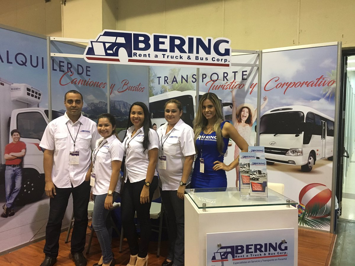 Expositores ExpoTurismo Internacional Panama 2017 https://t.co/XNM68glM4P