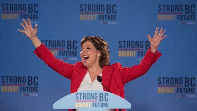 Christy Clark gets 1st chance to govern — but how long can it last? https://t.co/3yyiioDlXs