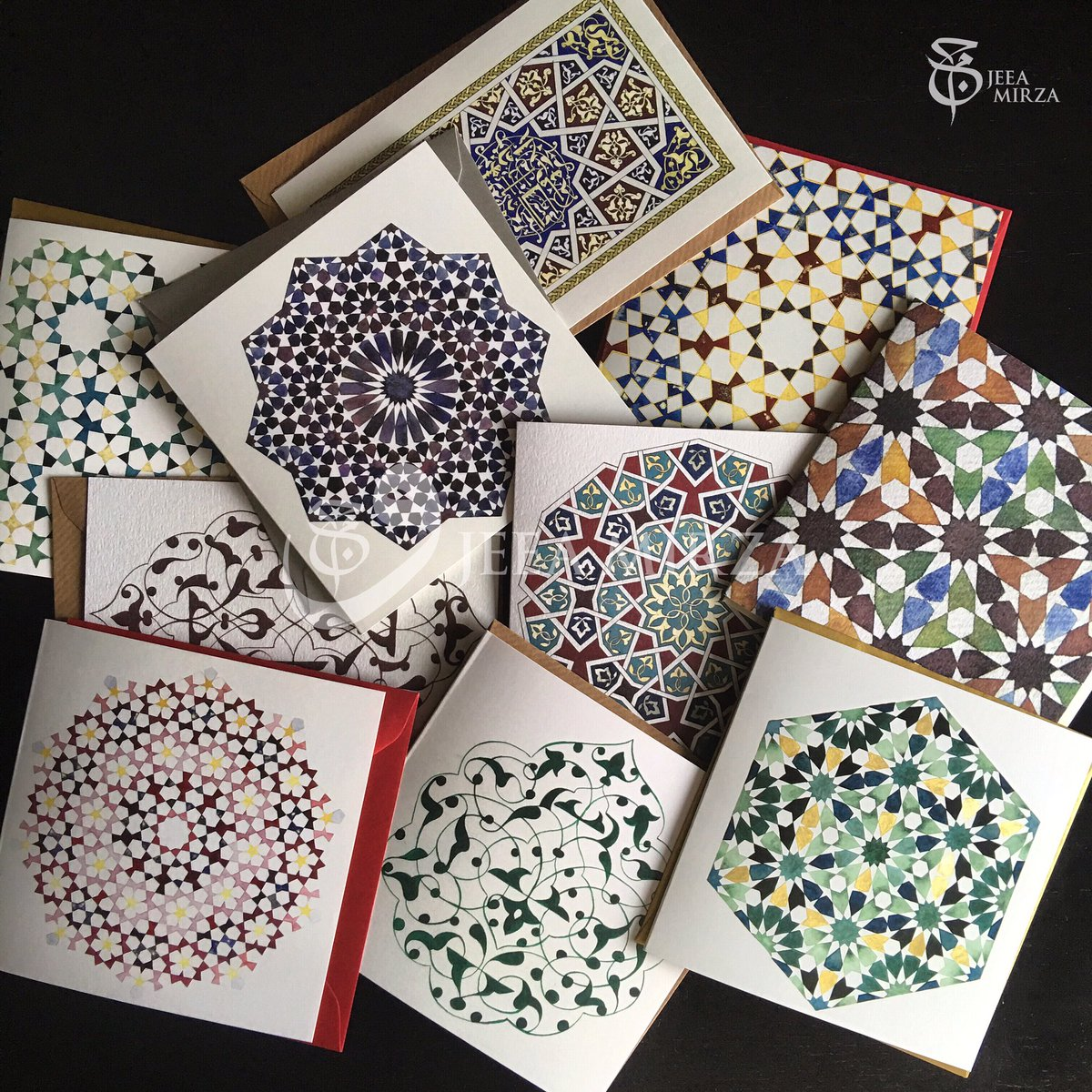 Very limited stock of #Ramadan  #eid #GreetingCards available online - link in my bio ( http://www. jeeamirza.com  &nbsp;  ) #RamadanMubarak #originart<br>http://pic.twitter.com/T48ShWOyV2