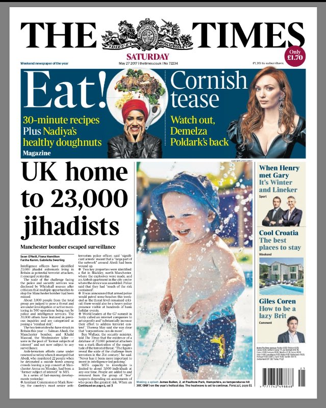 I mean I know toddlers can be difficult but calling them jihadists seems a little strong (via @hendopolis)