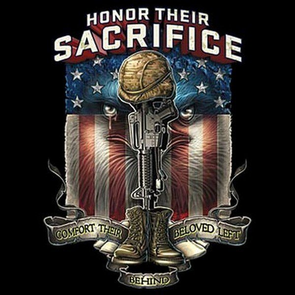 #Remember#MemorialDayWeekendis about our fallen #Hero&#39;s who gave all~! We Salute your Sacrifice &amp; #HonorTheFallen this #MemorialDay!<br>http://pic.twitter.com/mryXH2j9vz