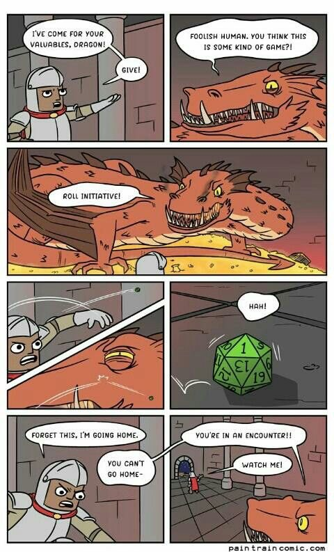 When going home and trying again is an option... #DnD #Dragon #Dice #dungeonsanddragons<br>http://pic.twitter.com/ozDtGxaQFK