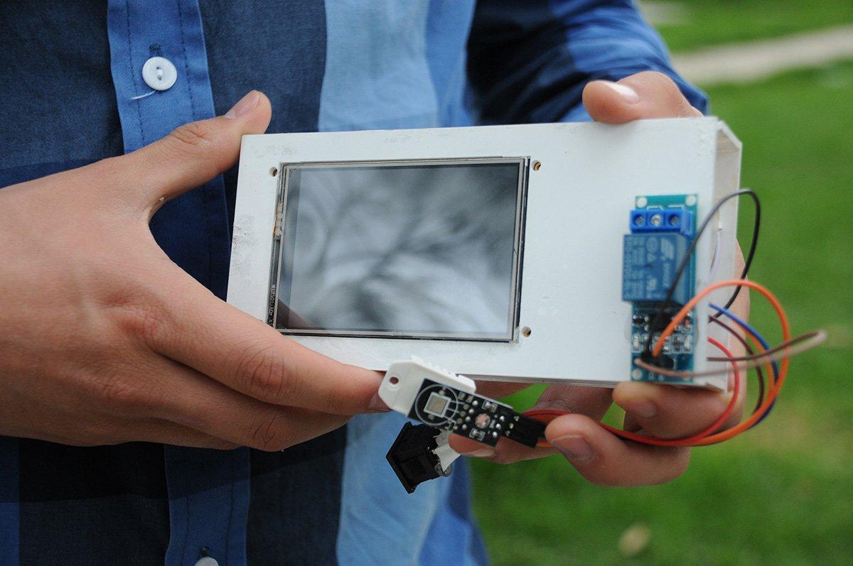 Dispositivo electrónico permitirá predecir heladas