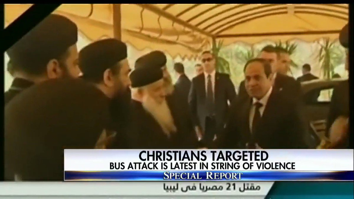 Christians targeted - bus attack is latest in string of violence. #SpecialReport