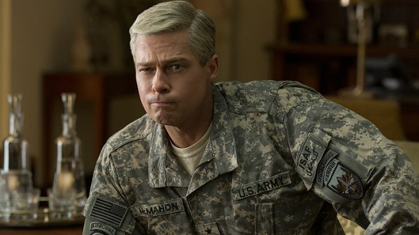 War Machine Streaming con Brad Pitt | Film Cinema