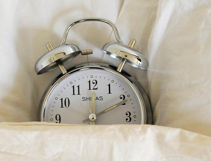 Leaving Eastern Standard Time? The clock is ticking on the state's review. https://t.co/0QuQbHOAkZ