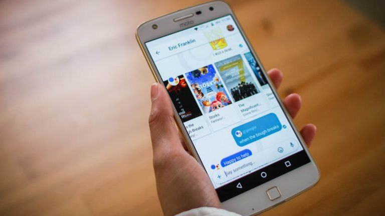Can Google Allo take on the bigger messaging apps?  https:// snapm.uk/2q58cjF  &nbsp;   @Google #Messager #Apps #Android #iPhone #IO17 #Stickers<br>http://pic.twitter.com/p85JEyk5cf