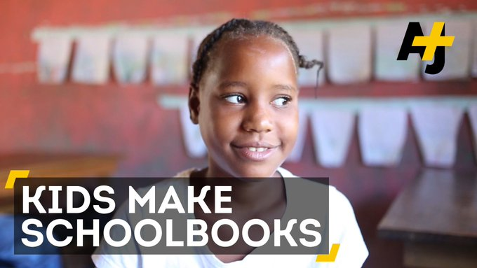 How to improve literacy in schools? Have kids make their own books.