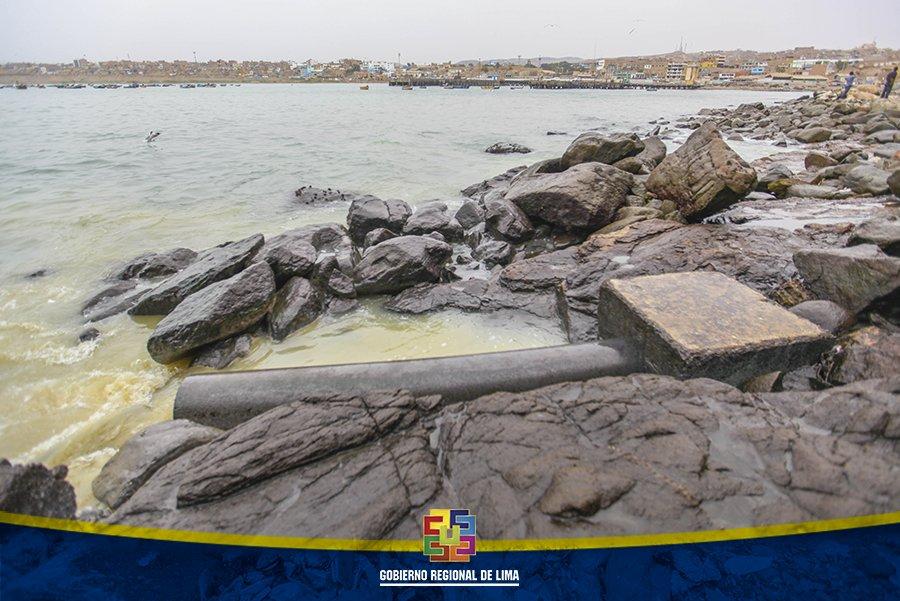 Huacho: Construirán Emisor Submarino que descontaminará bahía de huacho e impulsará economía de Pescadores y el Turismo