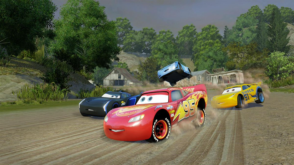 jegeekjeplay nouveau trailer pour la sortie de cars 3 course vers la victoire sur nintendo switch. Black Bedroom Furniture Sets. Home Design Ideas