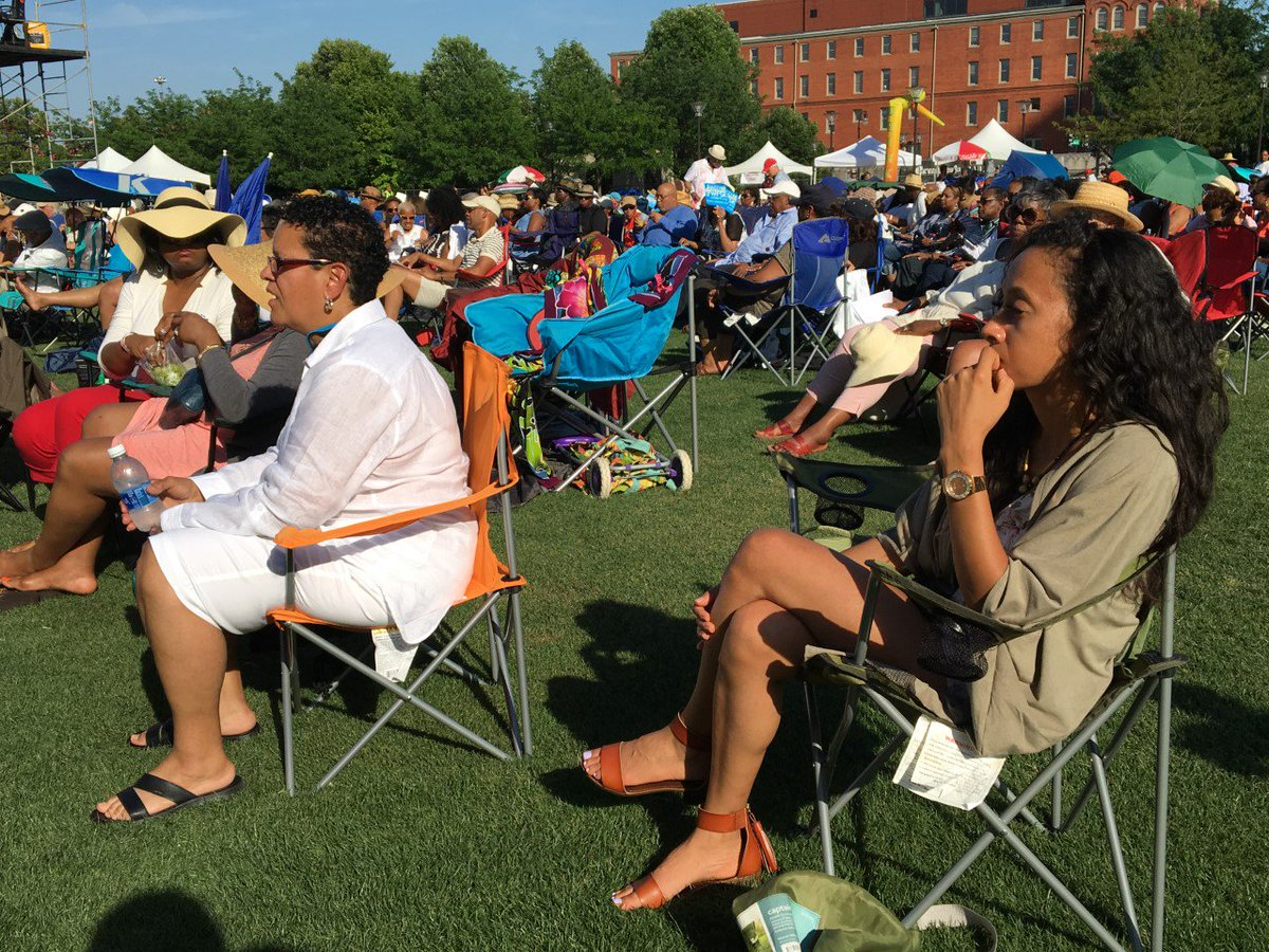 HAPPENING NOW: Music City Jazz Festival going on in downtown #Nashville @NC5_EmilyLuxen has a #LIVE report NEXT on @NC5 at 6!<br>http://pic.twitter.com/7cUbDUZsUH