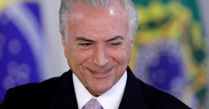 Temer pede ao STF para separar inquérito dele do de Aécio Neves e Rodrigo Loures https://t.co/Or6yvUW3D1 #G1