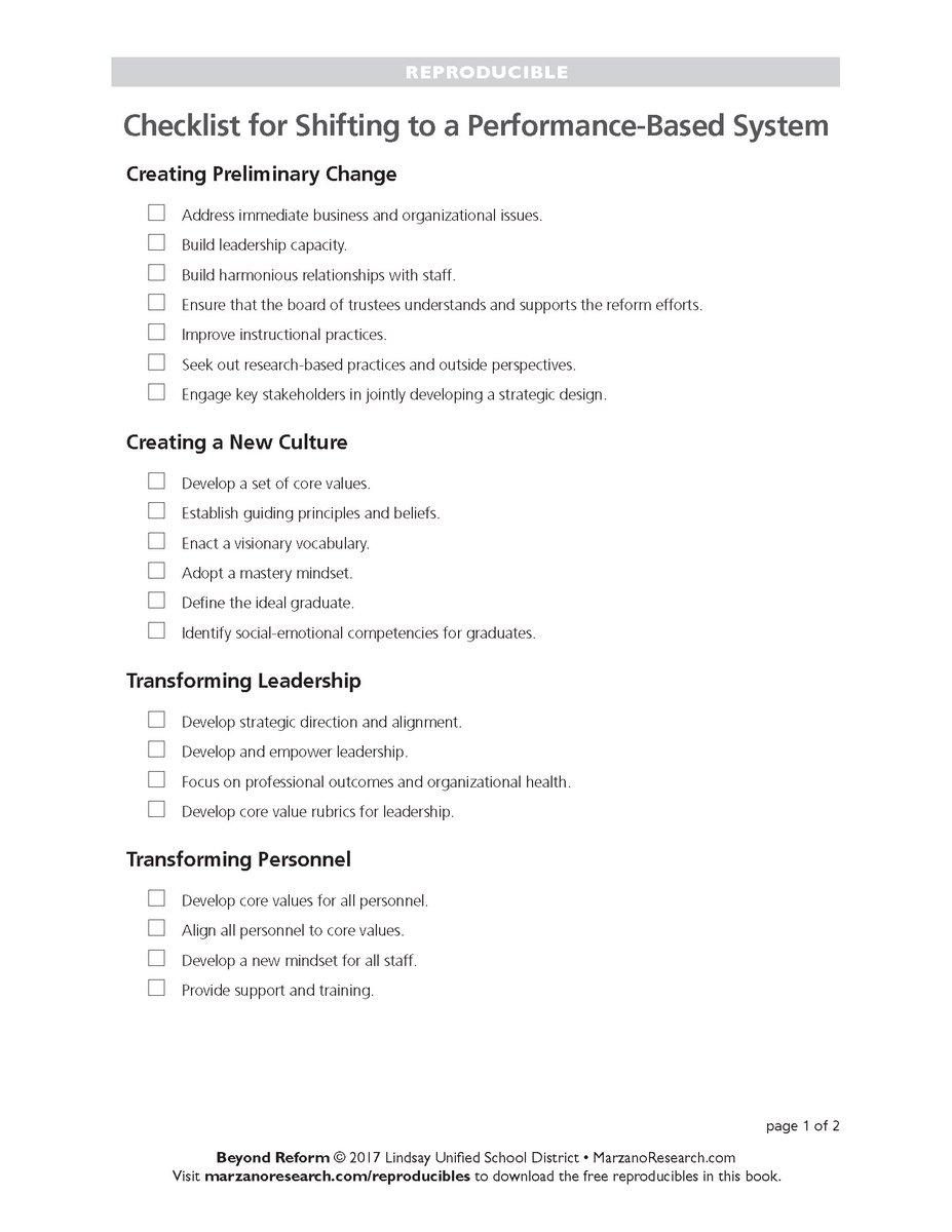 Checklist to aid your own shift from a traditional system to a performance-based system! Source:  http:// bit.ly/2s4eDVB  &nbsp;   #edchat #assessment<br>http://pic.twitter.com/d997vCz83y