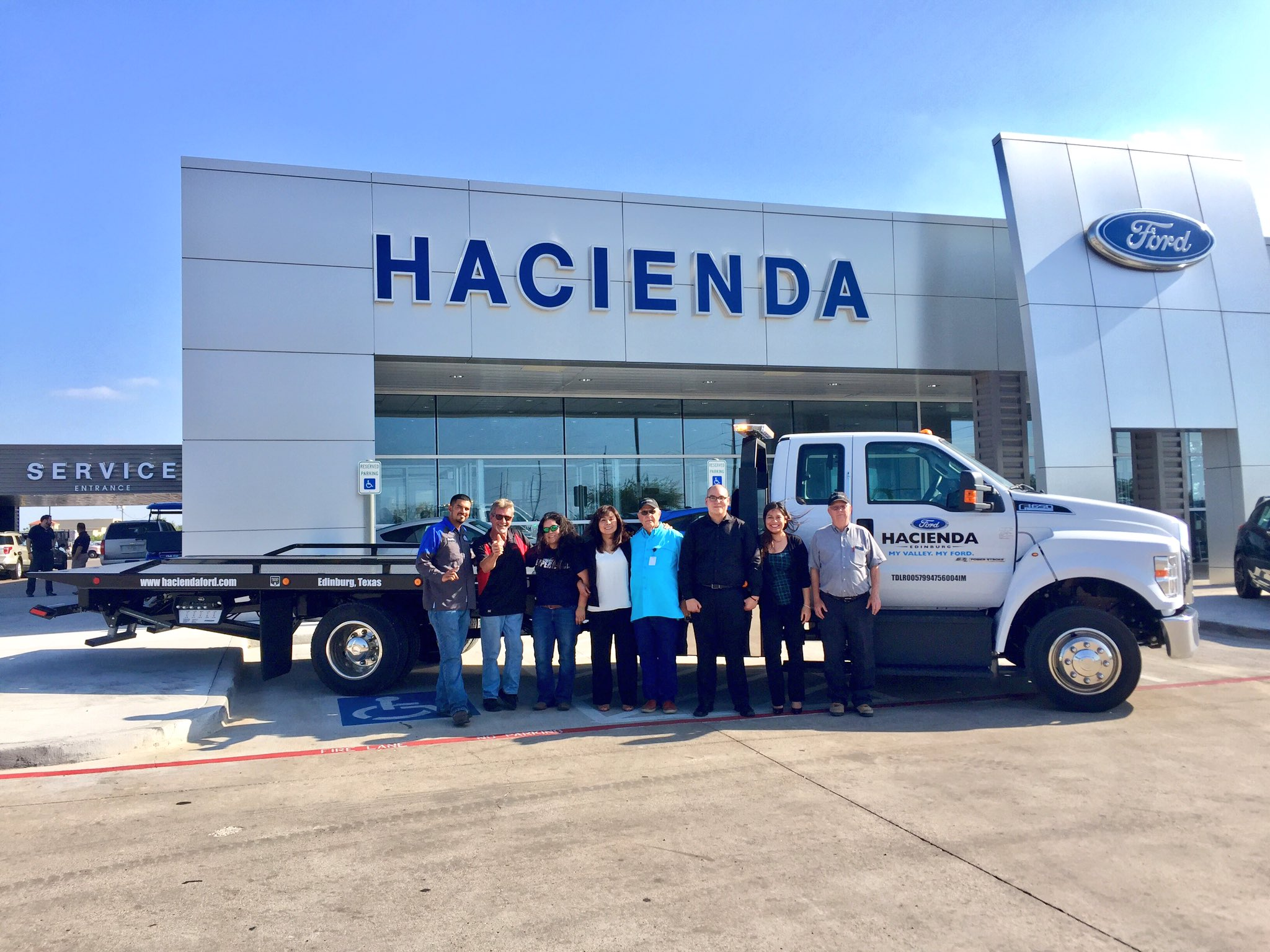 Hacienda Ford On Twitter We Got Some New Wheels Today Our All New