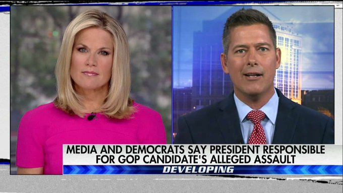 .@RepSeanDuffy: 'We have to call out bad behavior on both sides...[Media] just can't call out @GOP. They too have to call out @TheDemocrats'