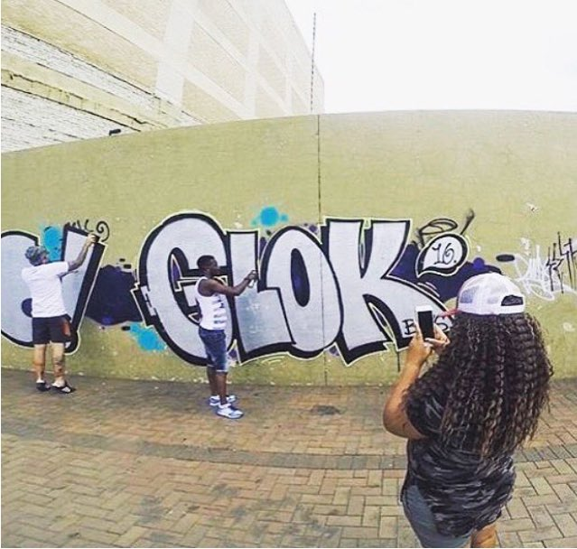 Wow I&#39;m definitely impressed #STREETART  #graffiti #wallart #art #support #johannesburg #southafrica #thankyouall #loveyouguys #urban <br>http://pic.twitter.com/7v6itT0bJh