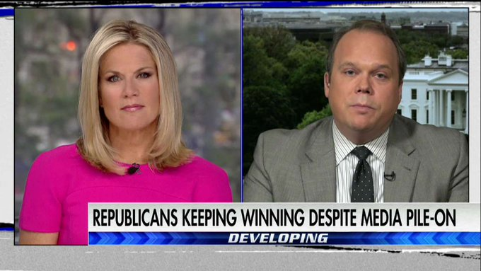 .@ChrisStirewalt on midterms: 'It's just simply too soon to make a determination about next year.' #TheStory