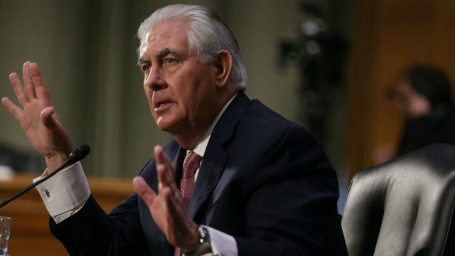 Tillerson breaks decades-old tradition of holding Ramadan event at State Dept: report https://t.co/13F5myP3JF