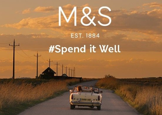 Read our latest #Insight on @marksandspencer&#39;s new ad and why it can&#39;t achieve what M&amp;S needs.  http:// bit.ly/2rIHnGP  &nbsp;   #customerexperience<br>http://pic.twitter.com/8N4IiACVQi