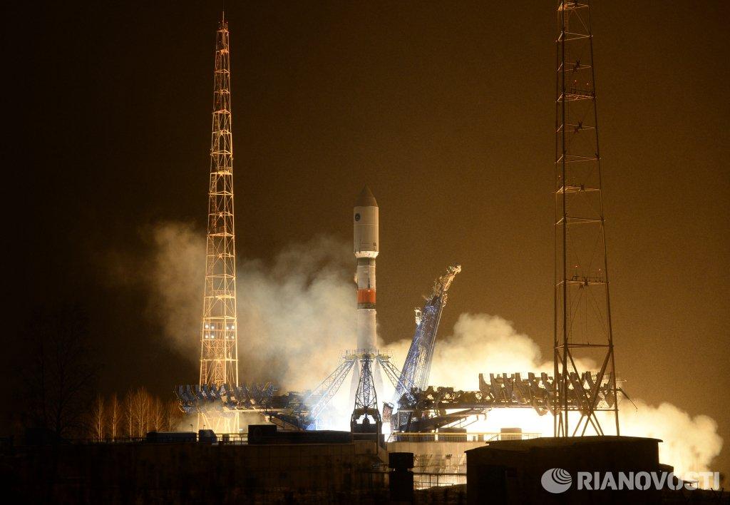 Правительство разрешило запуск спутника ЕКА Sentinel 5-P с Плесецка