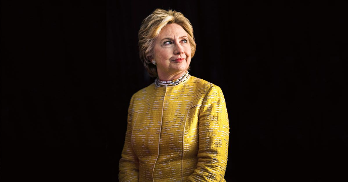 The surreal post-election life of the woman who would have been president - @NYMag https://t.co/SyIkPWYmco https://t.co/muJVOd0u3K