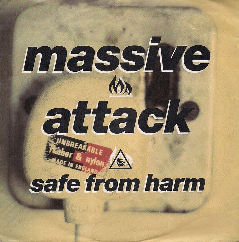 On this day in 1991, Massive Attack released 'Safe From Harm', the third single from their debut album 'Blue Lines'. #90s <br>http://pic.twitter.com/Mq5Z6EYYXI
