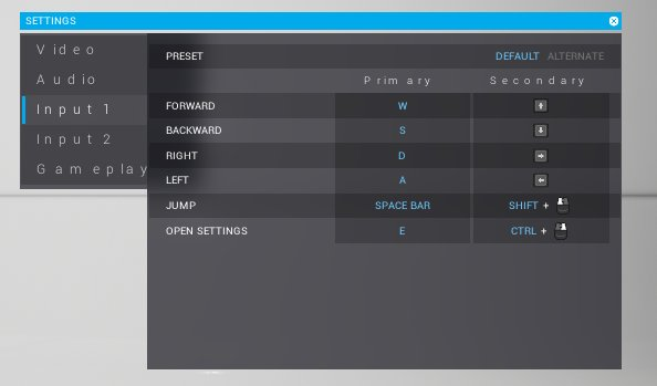 Unreal 4.16 update really  v a p o r w a v e &#39; d  my settings plugin #UE4 #gamedev #vaporwave<br>http://pic.twitter.com/7GnPxfV537