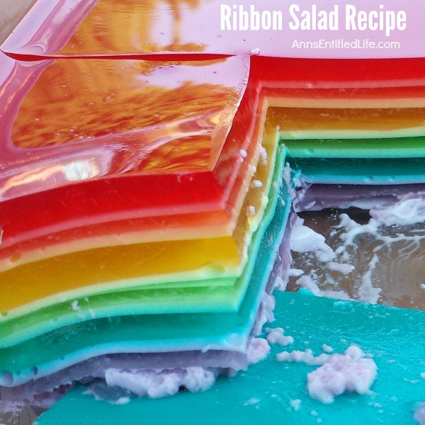 Ribbon Salad Recipe