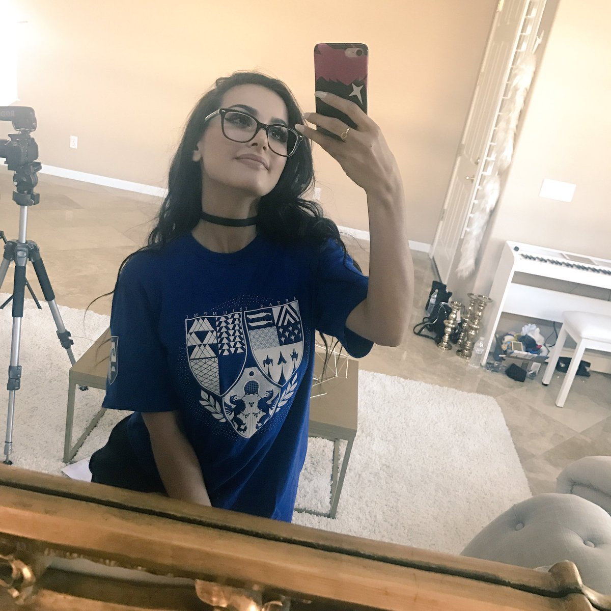 "lia on twitter: ""woooo got my #destiny age of triumph shirt https"