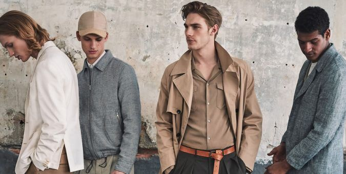 26 men's fashion trends to know for SS17: https://t.co/eAFc6X1Ne8 https://t.co/lWNxa1GAQG