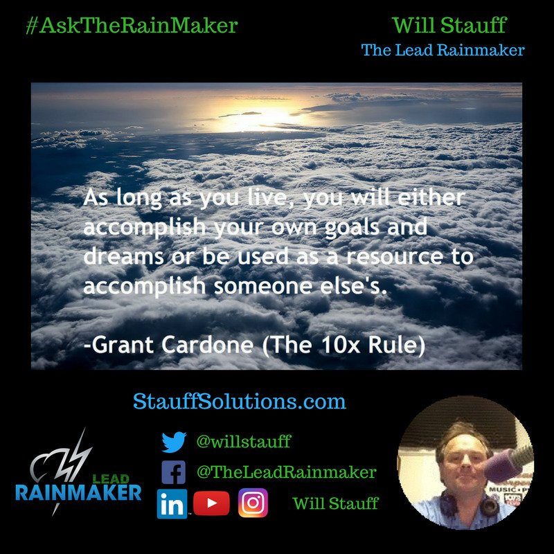 The Lead Rainmaker On Twitter Create Your Own Dream Quotes