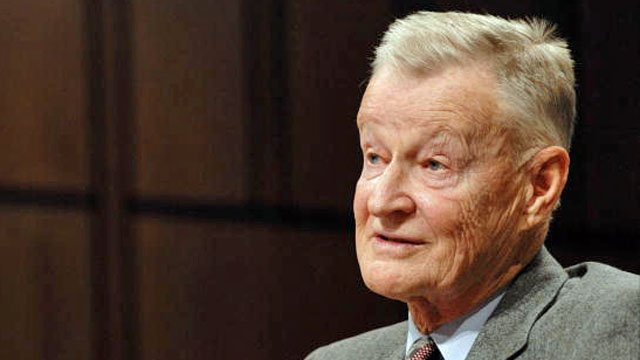 Pres. Carter's national security adviser, Zbigniew Brzezinski, has died at age 89. https://t.co/S8e2D7LxkA