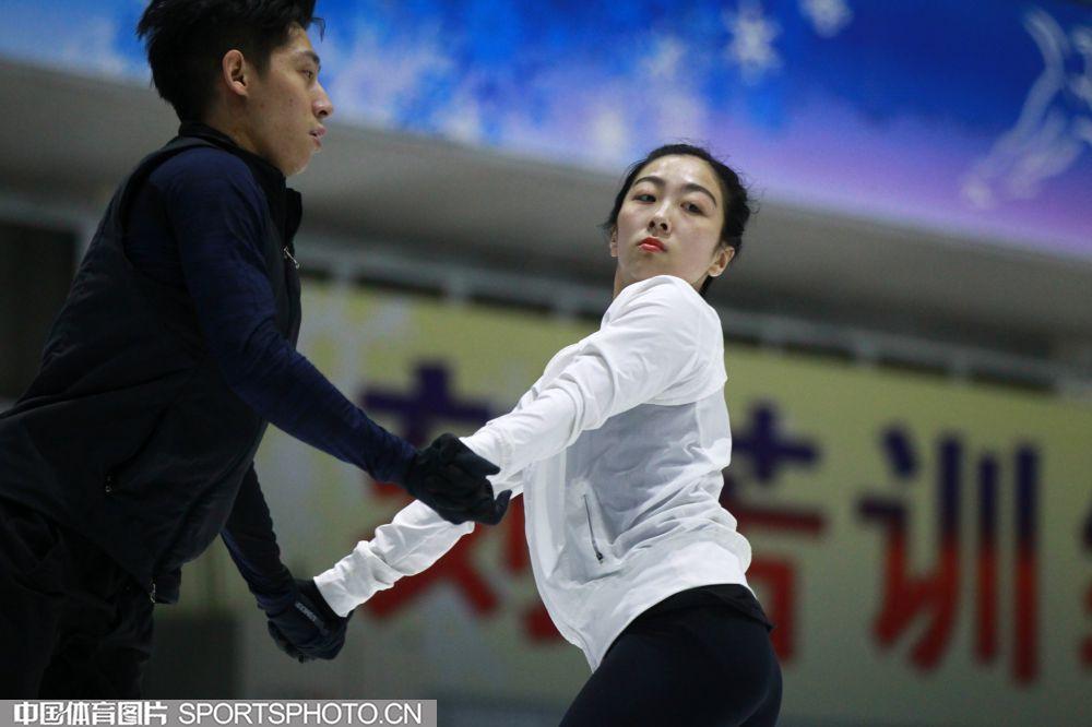 Вэньцзин Суй - Цун Хань / Wenjing SUI - Cong HAN CHN - Страница 8 DAzZ1gPU0AADrYB